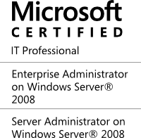 Logo Microsoft Certified IT Professional